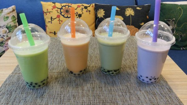 Bubble tea - Bistro Zakka - Bao - Lyon