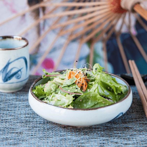 Salade -- Bistro Zakka - Lyon Bao - Restaurant chinois