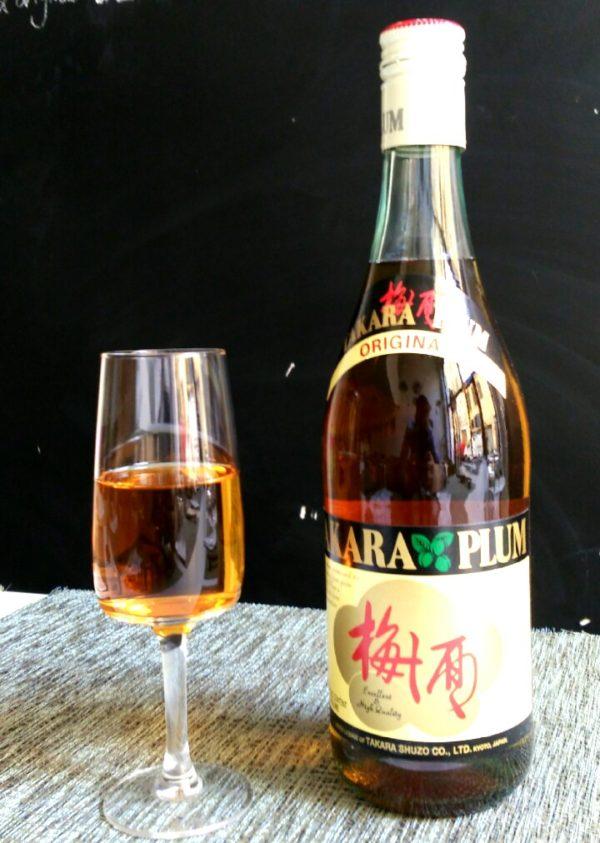 Umeshu - Bistro Zakka - Lyon - Bao