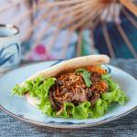 Guabao Boeuf - Bistro Zakka - Lyon Bao - Restaurant chinois