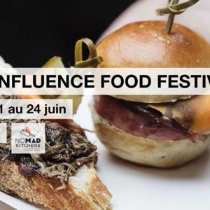Bistro Zakka au Confluence Food Festival