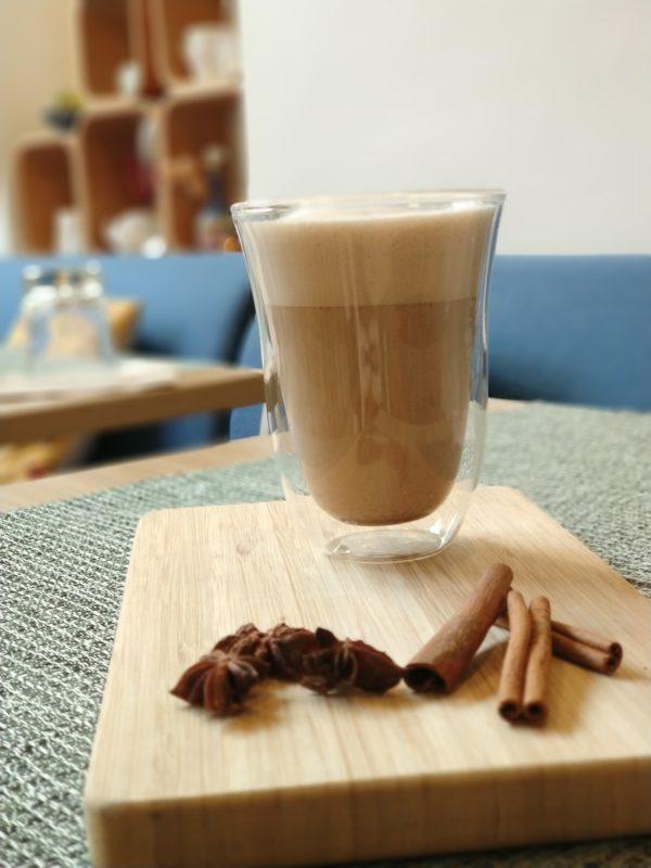 Spice Latte - Bistro Zakka - Lyon - Bao